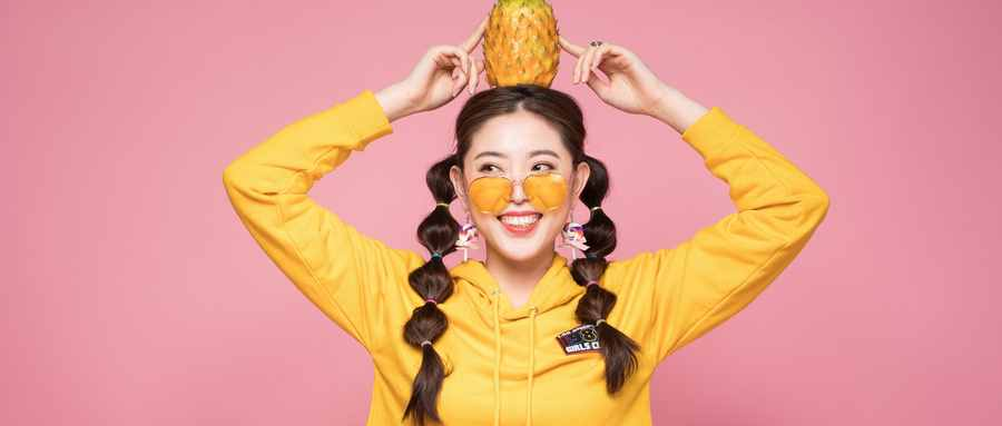 女生吃菠萝的好处
