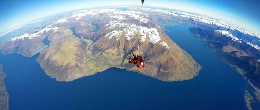 菲利克斯太空跳伞