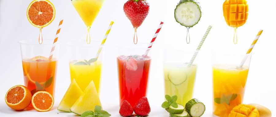 果汁饮料的危害