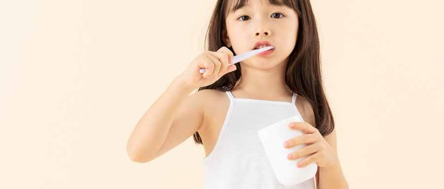 刷牙的正确方法