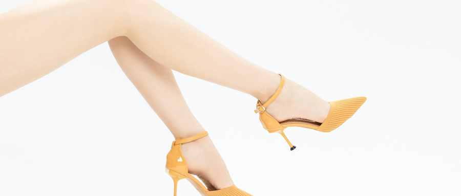 穿高跟鞋的弊端