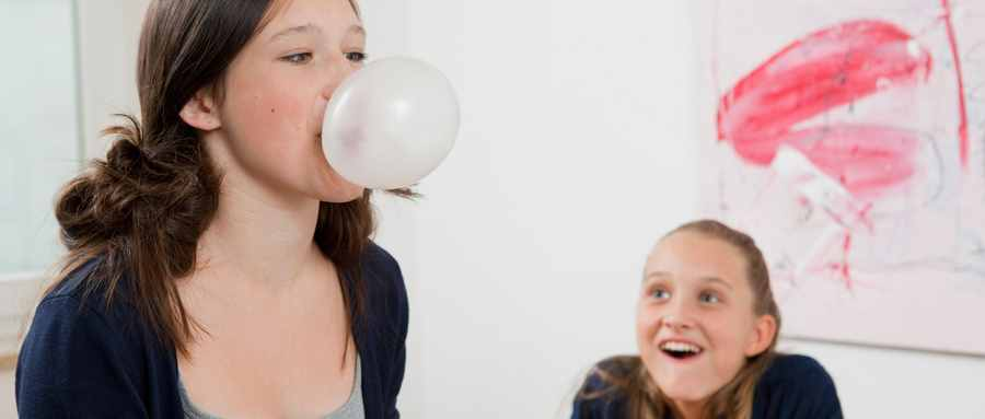 长期吃口香糖有危害吗