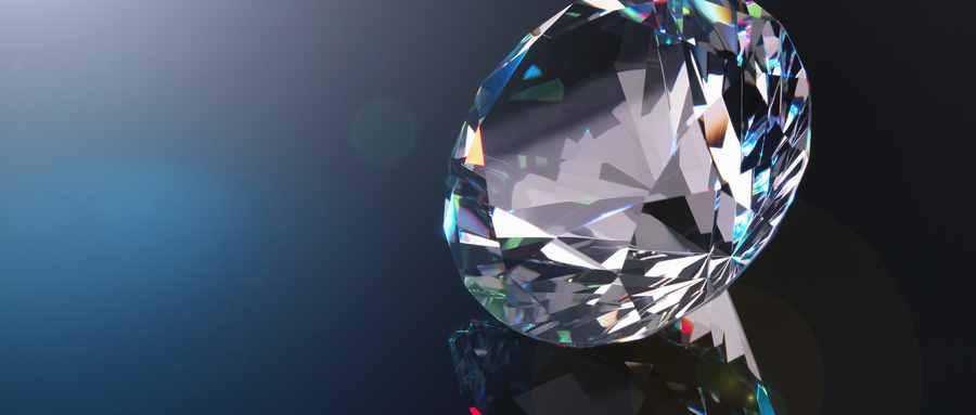 钻石怎么形成的?